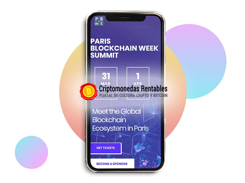 Blockchain Week Summit – París 01