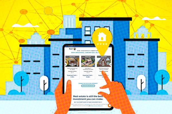 Cómo invertir en Bienes Raíces con criptomonedas, blockchain y RealT platform
