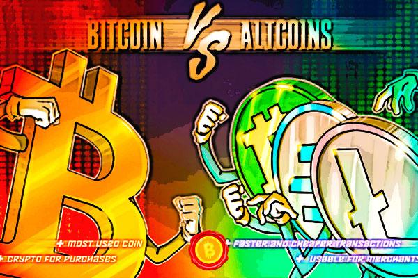 Índice de Dominancia de Bitcoin | BTC Dominance | Datos en Tiempo Real
