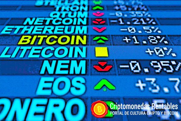 Capitalización del mercado de las Criptomonedas   Datos Actualizados en Tiempo Real