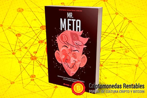 El Comic Crypto Mr. Meta inspirado en Bitcoin esconde un premio de 0.1 BTC