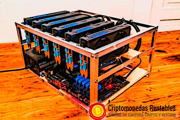 Cómo Construir Tu propio Rig para Minar Altcoins con GPU