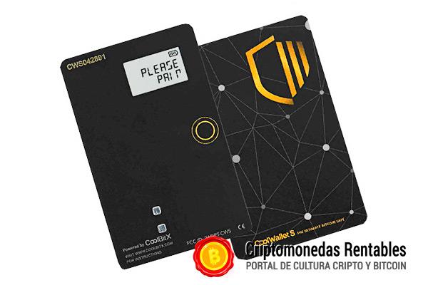 CoolWallet S Opiniones y Review | Hardware Wallet para Bitcoin y Criptomonedas 01
