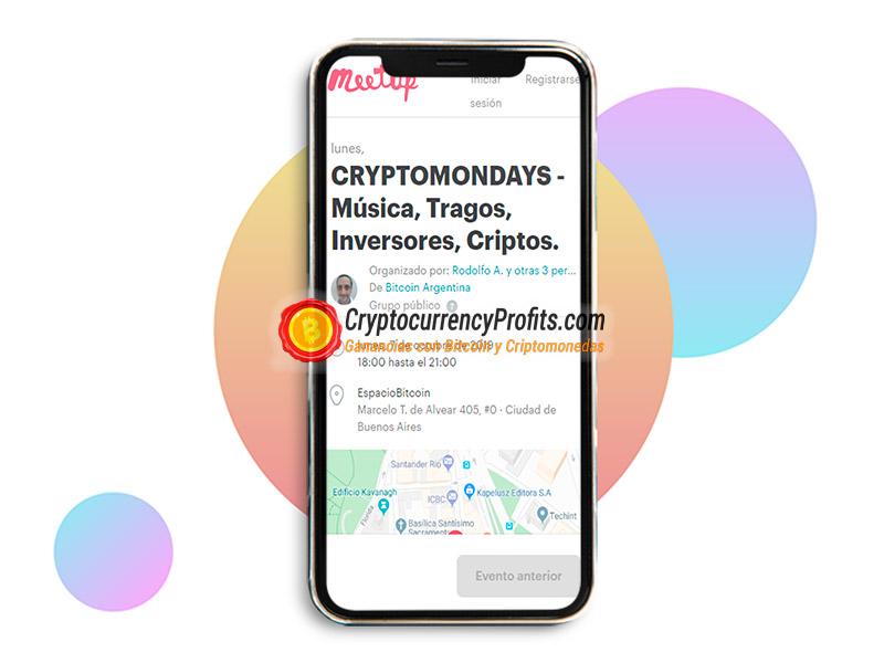 Cryptomondays – Argentina 01