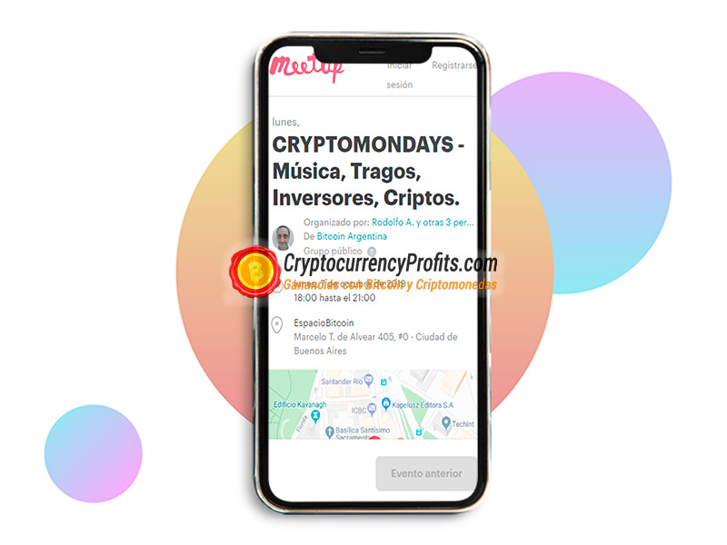 Cryptomondays – Argentina 01