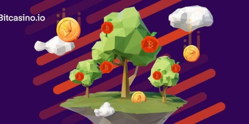 Bitcasino.io muestra soporte de Crypto Gaming a #teamtrees con una donación de más de $ 100,000 . Noticia de hoy