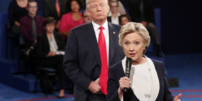 Encuesta: Crypto Investors favoreció a Hillary en 2016, pero Crypto Whales votó a Trump