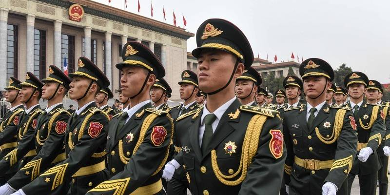 China puede usar criptografía para incentivar a su ejército: ¿bomba entrante? . Noticia en vivo