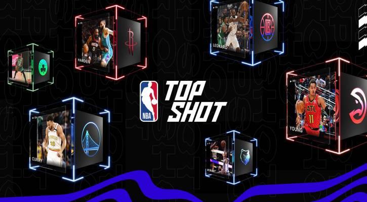 Impensado! El desarrollador de CryptoKitties lanza NBA TopShot, una nueva colaboración coleccionable basada en blockchain con la NBA . Noticia del día