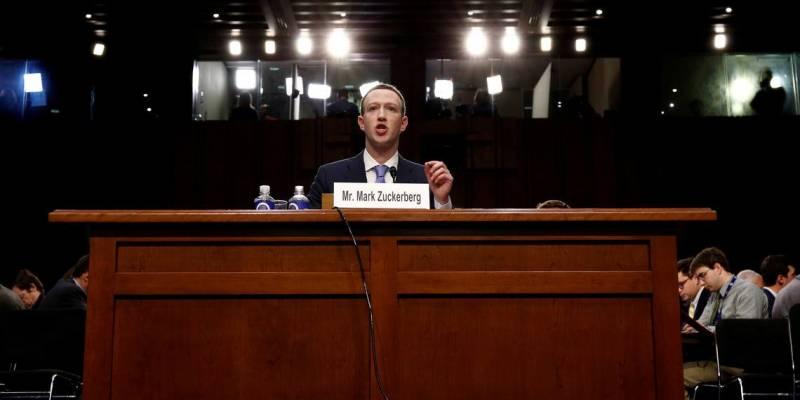 El testimonio del Congreso de Zuckerberg incluye cero referencias a Crypto o Bitcoin
