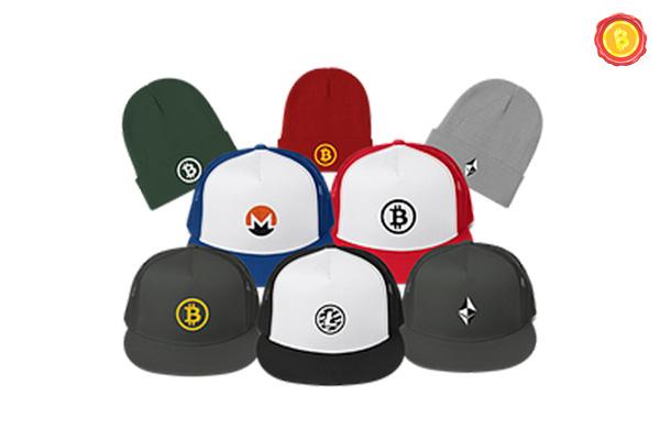 Gorros y Sombreros Bitcoin y Criptomonedas 01