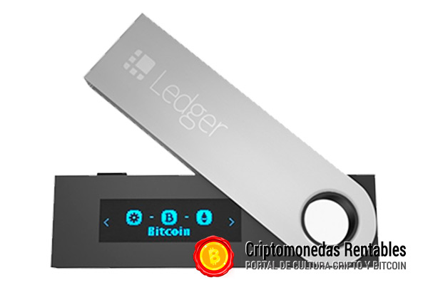 Ledger Nano Opiniones y Review | Hardware Wallet para Bitcoin y Criptomonedas 01
