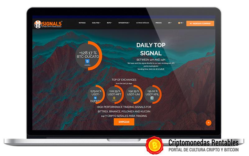 MiningHamster Opiniones y Review   Servicio de señales de trading 01