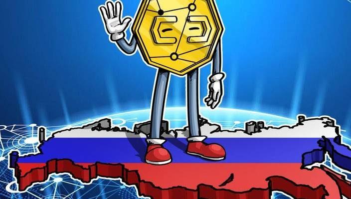 Informe confidencial muestra incremento de interés en el mercado de criptomonedas en Rusia