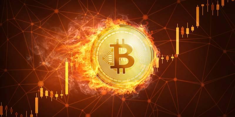 Impensado! Bitcoin sopla más de $ 8,100 a medida que comienza la nueva fase de acumulación . Noticia del día