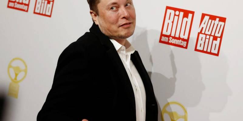 A Elon Musk le gusta gritar 'Bitcoin' mientras tiene relaciones sexuales . Noticia de hoy