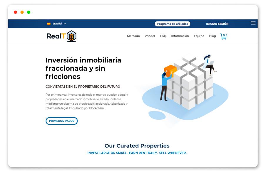 realt platform en espanol