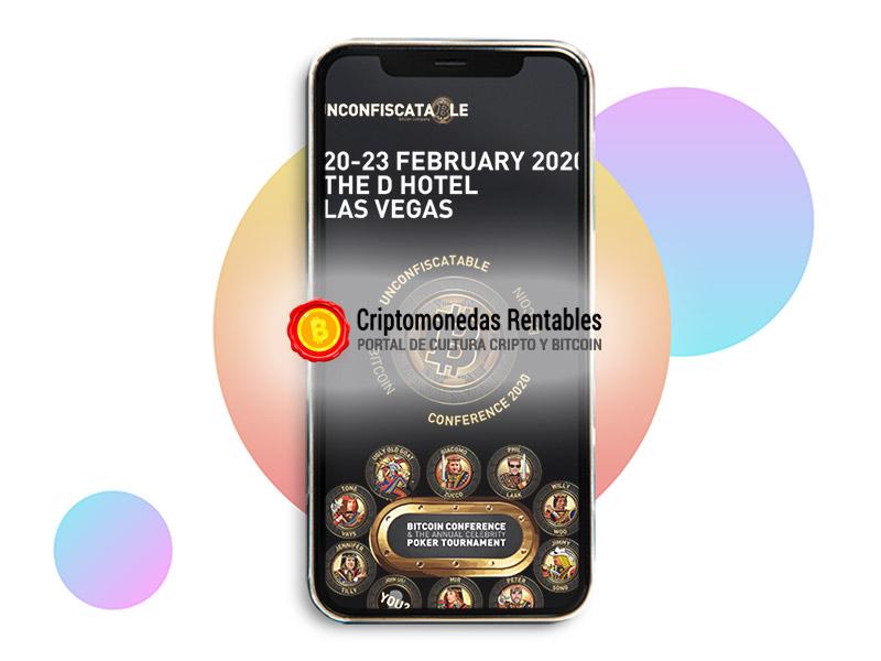 Unconfiscatable Conference – Las Vegas 01