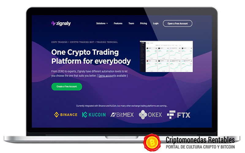 Zignaly Trading Bot review